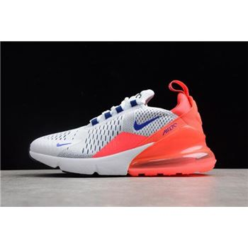 Nike WMNS Air Max 270 Ultramarine White/Ultramarine-Solar Red AH6789-101