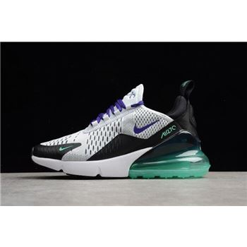 Women's Nike Max 270 Grape Running Shoes AH6789-103