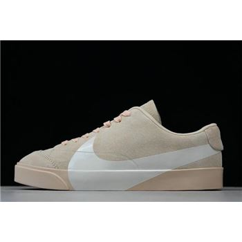 Women's Nike Blazer City Low LX Pink/White AV2253-800